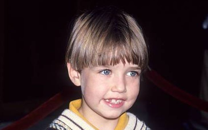 Courtland Mead is a former child actor known for his roles as Uh-Huh in The Little Rascals