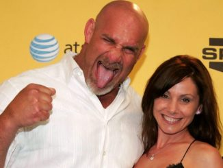 Wanda Ferraton's husband Bill Goldberg possesses a net worth of $14 million