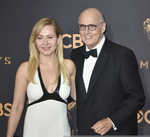 Kasia Ostlun is sharing a marital relationship with her husband Jeffrey Tambor. Ostlun is sharing a blissful relationship with her husband for almost two decades. The couple tied the knot on 6th October 2001 after dating for almost a year.