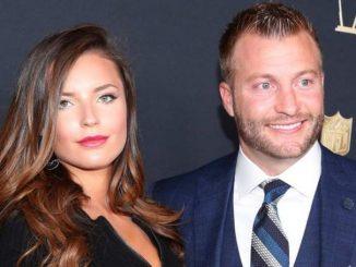 Veronika Khomyn recently got engaged to partner Sean McVay