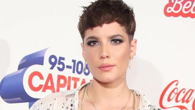 Halsey opens up about her mental health