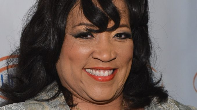 Jackee Harry and her former husband Elgin Charles Williams married in 1996 and divorced in 2003.