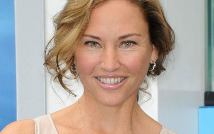 Jill Goodacre holds the net worth of $5 million.