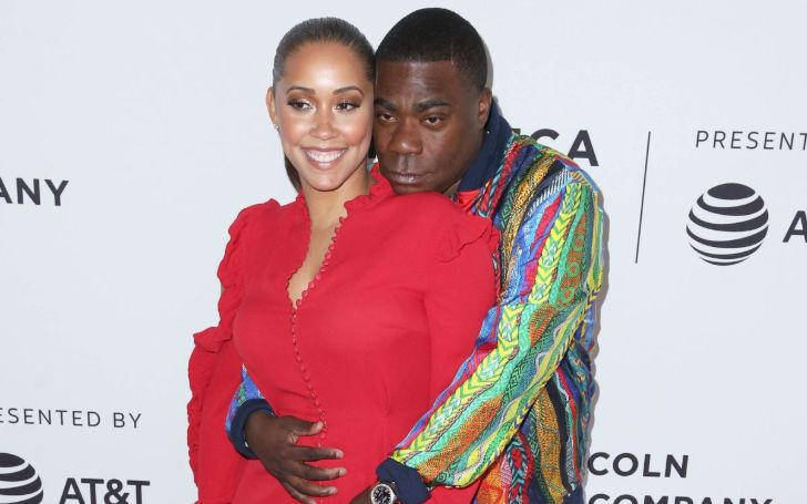 Megan Wollover is sharing a blissful marital relationship with her husband, Tracy Morgan