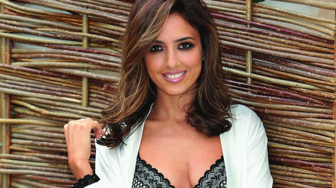Nadia Forde is walking down the aisle with her fiance Dominic Day this weekend.