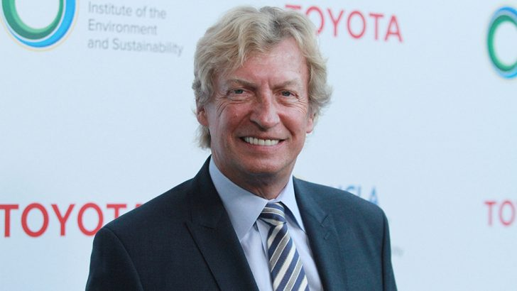 Nigel Lythgoe and his former wife Bonnie Shawe married in 1974 and divorced in 2010 after giving birth to two sons.