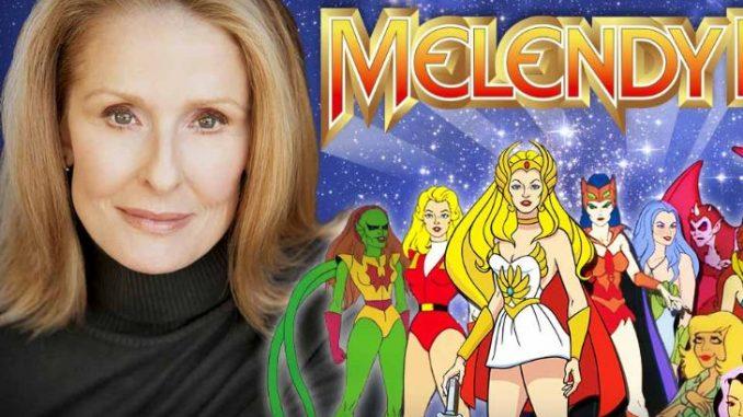 Melendy Britt voice of She-Ra holds a net worth of $3 million