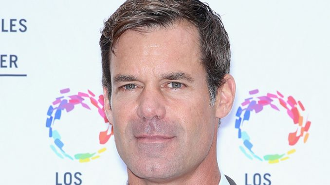 Tuc Watkins is the father of two.