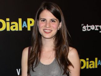 Amelia Rose Blaire is married to Bryan Dechart.