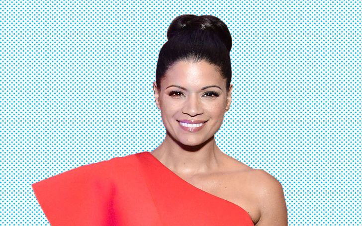 Andrea Navedo Bio, Wiki, Age, Height, Net Worth, Career, Parents, Family