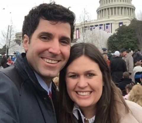 Bryan Chatfield Sanders has been married to Sarah Sanders since 2010.