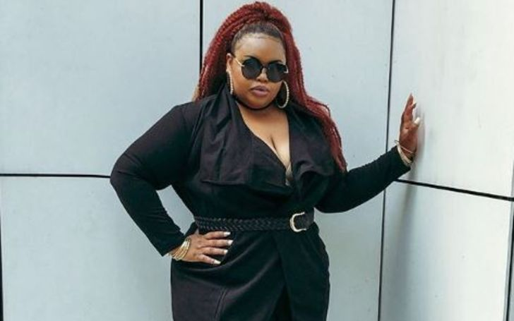 Chyna Tajhere Griffin is the daughter of Faith Evans and step daughter of Biggie Smalls