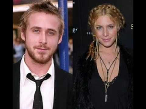 Casey LaBow, Ryan Gosling in a rumored relationship