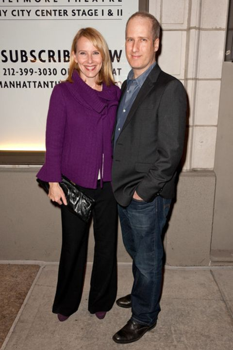 Eric Slovin is married to actress AMy Ryan