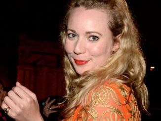 georgina Sutcliffe has a net worth of $1 million