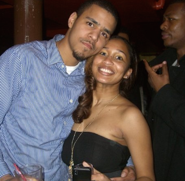 J. Cole and Melissa Heholt are married.