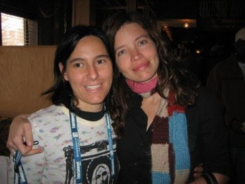 Jamie Babbit and former-partner Andrea Sperling