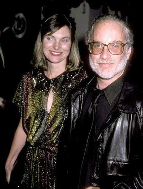 Jeramie Rain and former spouse Richard Dreyfuss