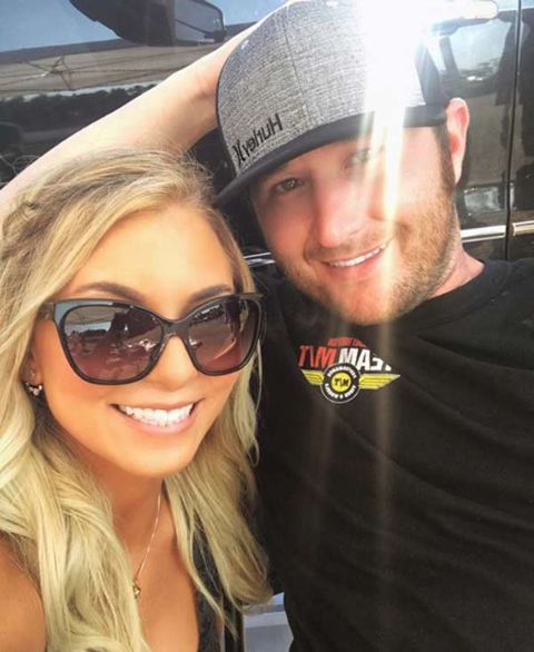 Kye Kelley is in a romance with Lizzy Musi