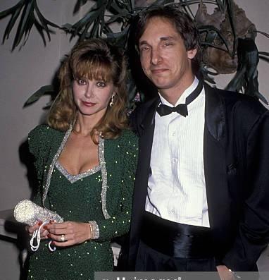 Lisa Marie Eilbacher with her partner Bradford May
