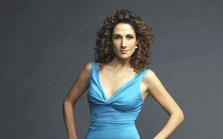 Melina Kanakaredes possesses a net worth of $2 million