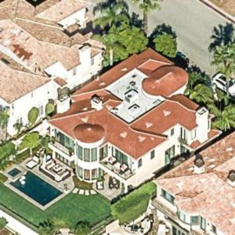 Ray Liotta's residence in California
