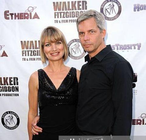 Rena Riffel and partner Mark Johnson