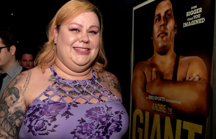 Andre The Giant's Daughter Robin Christensen Roussimoff's Net Worth, Earnings, Dating Affairs, Parents, Father, Age, Facts, Wiki-Bio