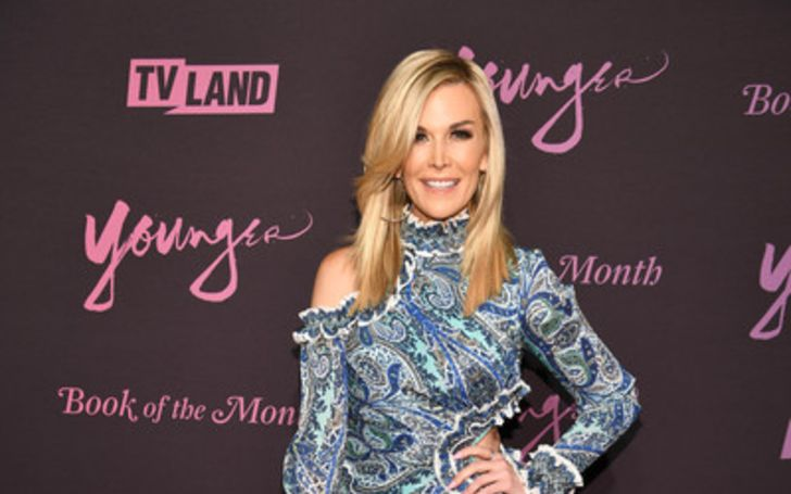Tinsley Mortimer has a net worth of $35 million
