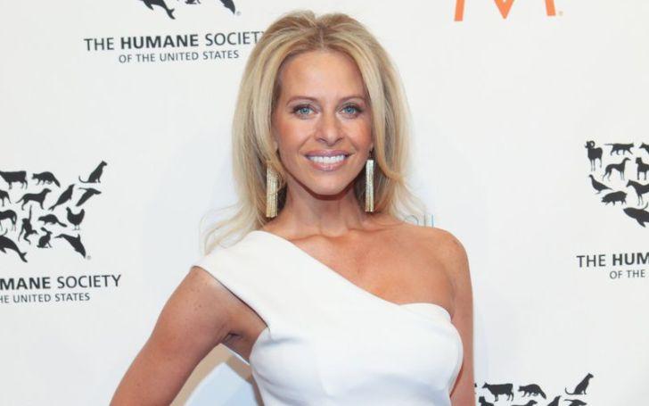 Dina Manzo possesses a net worth of $4.5 million