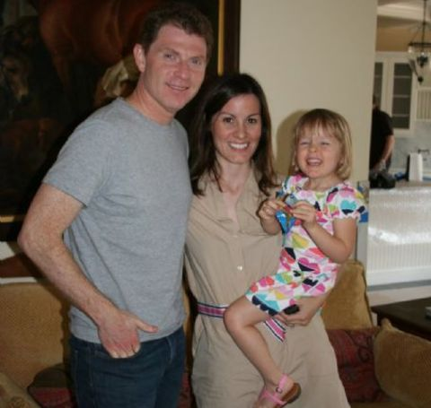 Sophie Flay was born from Bobby's Flay relationship with Kate Connelly
