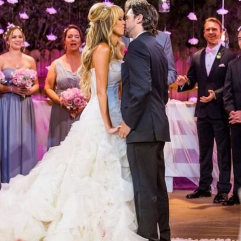 Paige Hemmis was married to Russ Hemmis.
