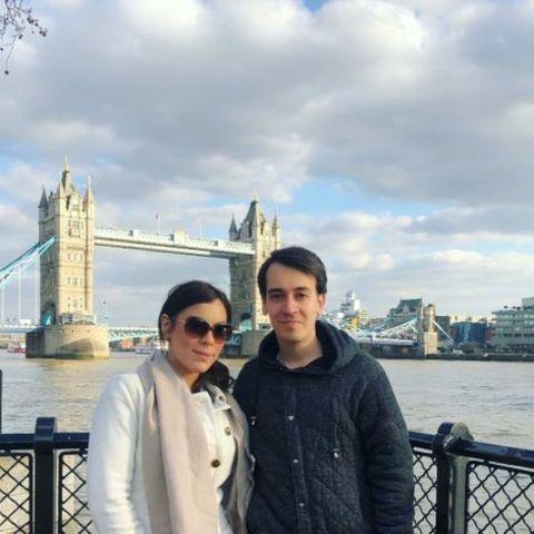 Cassandra Fairbanks is dating Allum Bokhari.