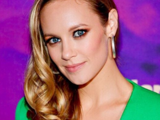 Danielle Savre is dating Andrew Santos