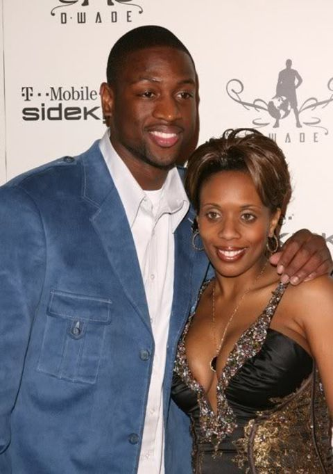 Siohvaughn Funches is the ex-wife of Dwayne Wade