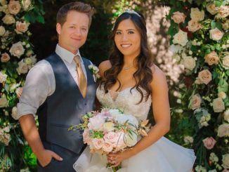 Katie Drysen is sharing a blissful marital relationship with her husband Jason Earles