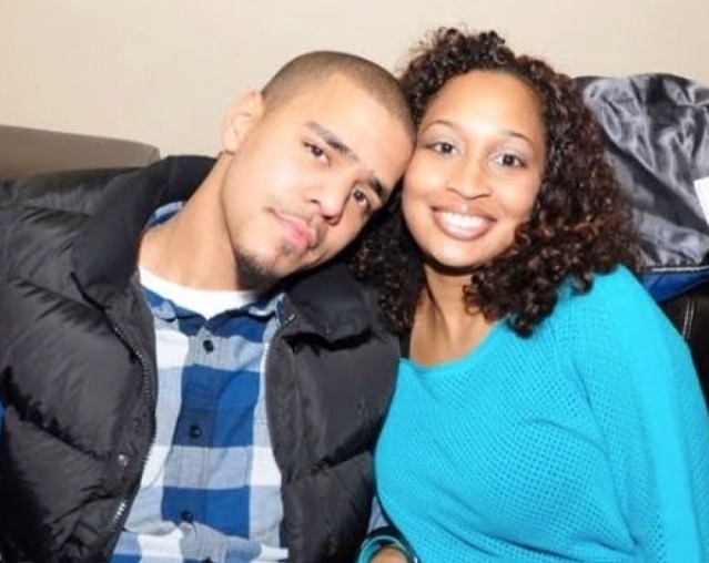 Melissa and J.cole relationship.
