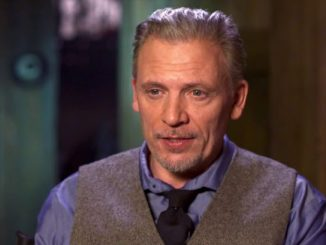 Callum Keith Rennie is neither married nor dating a girlfriend.