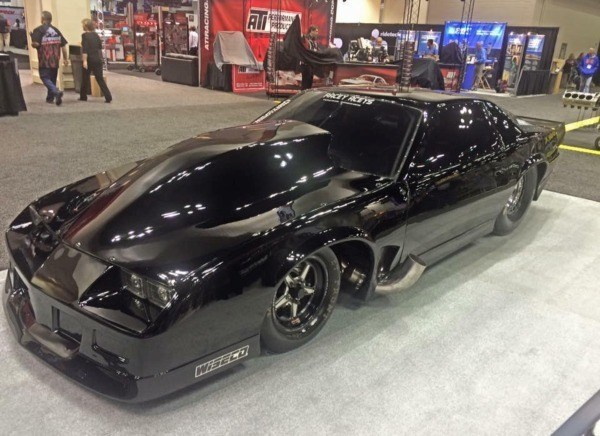 Kye Kelley car