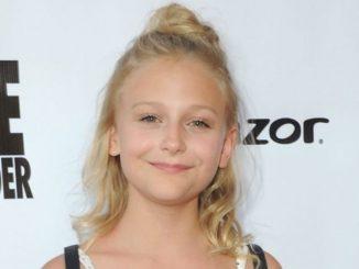 Alyvia Alyn Lind turned 12 on 28 july 2019.