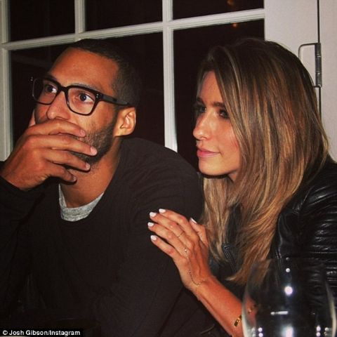 Renee Bargh and Josh Gibson were last seen together at Australian Open in 2015