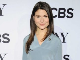 Phillipa Soo and her husband, Steven Pasquale married in 2017