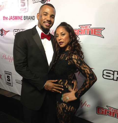 Jayceon Taylor aka The Game was engaged to author Tiffany Cambridge in the past