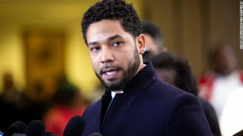 American actor Jussie Smollett told police that he was attacked in the early morning at the 300 block of East Lower North Water Street in Chicago's Streeterville by two men in ski masks who called him racial and homophobic slurs