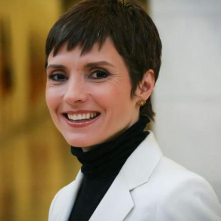 Catherine Herridge is a married woman as she walked down the aisle with her lover JD Hayes