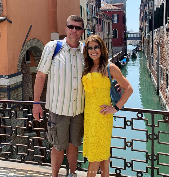 Tina Cervasio is married to her husband Kevin McKearney