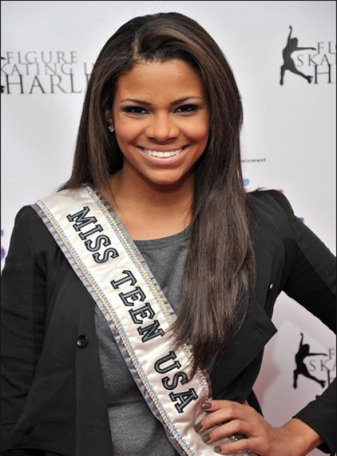 She was crowned the Miss Teen USA 2010.