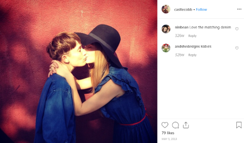 Stevie and Cassie are togetehr for nine years now