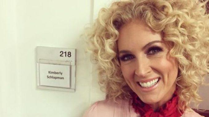 The net worth of Kimberly Schlapman is $12.5 Million
