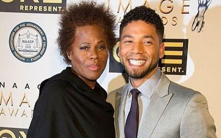 Janet Smollett's Children Are Doing Wonders In Showbiz; Know Her Personal and Professional Life